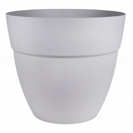 Eda pot cancun diam. 50 cm - gris béton contenance 56.80 litres