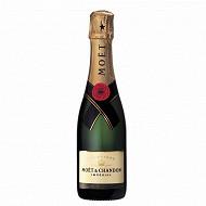 Moet et chandon champagne brut 12% vol 37.5cl