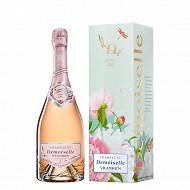 Champagne demoiselle eo brut rose 75cl 12.5%vol