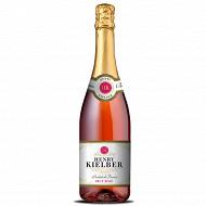 Henry Kielber Mousseux brut rosé 75cl 11% Vol.