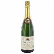 L'âme du terroir Vouvray blanc brut 75cl 12% Vol.