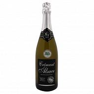 L'Ame du Terroir Crémant d'Alsace Brut 12.5% Vol. 75 Cl