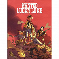 Bande dessinée - Wanted, Lucky Luke !