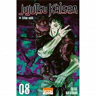 Manga - Jujutsu kaisen, volume 8