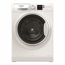 Hotpoint Lave-linge frontal 8 kg NSH843CWWFRN