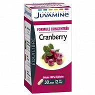 Juvaflorine phyto cranberry 60 gélules 23g