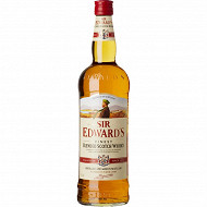 Sir edward's scotch whisky 1L 40%vol