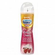 Durex Play Gel coquin lubrifiant Crazy Cherry 50ml