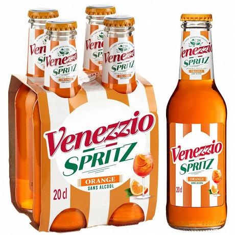 Cocktail pétillant Venezzio Spritz 4 x 20cl