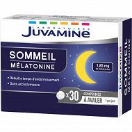 Juvamine sommeil mélatonine 30 gélules 11g