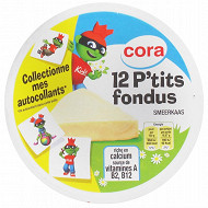 Cora kido fromage fondu 12 portions 200 g