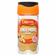 Ducros gingembre moulu 26g