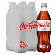 Coca-cola light 4x50cL