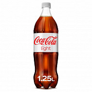 Coca cola light 1.25l