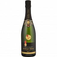 Arthur Metz brut crémant d'Alsace blanc 0.75cl 12.5%vol