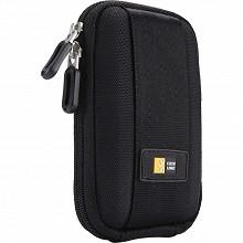 Case logic Etui semi rigide pour appareil photo numérique compact noir QPB301K