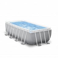 Kit piscine tubulaire prism rect 4mx2mx1m22