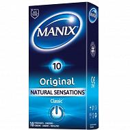 Manix original 10 préservatifs