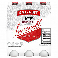 Smirnoff ice pack 6 x 27.5cl 4% vol
