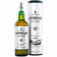 Laphroaig scotch whisky 10 ans 70cl 40%vol
