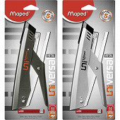Maped pince agrafeuse universal 26/6 + 400 agrafes