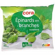 Cora épinards en branches 1kg