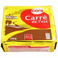 Cora carré de l'est au lait pasteurisé 27% MG 230 g