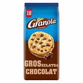 Granola extra cookies pépites chocolat 184g