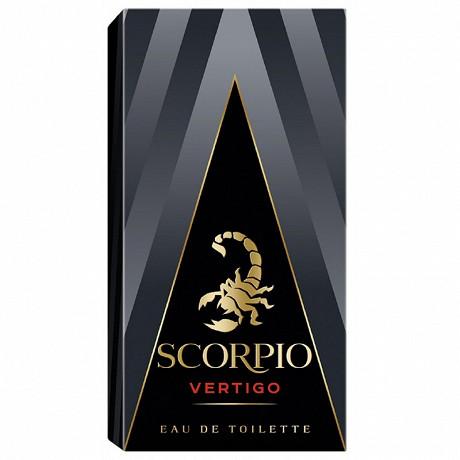 Scorpio Vertigo eau de toilette vaporisateur 75ml