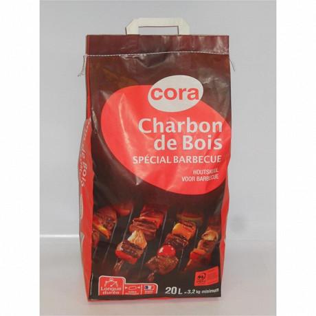 Cora Charbon de bois spécial barbecue 20L