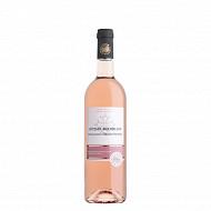 L'âme du terroir Côtes du Roussillon rosé 75 cl 13% Vol.