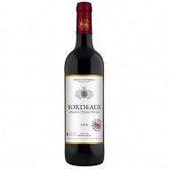 L'âme du terroir Bordeaux rouge 75 cl 11,5% Vol.