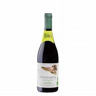 Côtes du Rhône rouge Nature Bio 75 cl 13,5% Vol.