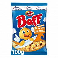 Vico Baff pop-corn caramel 100g