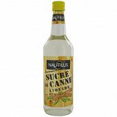 Nautilus sucre de canne liquide 70cl