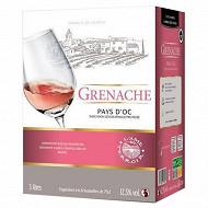 L'âme du terroir vin de pays d'OC Grenache gris rosé la poche de 5 litres 12,5% Vol.