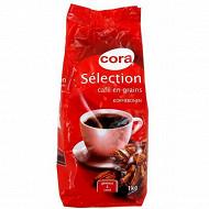 Cora café en grains sélection 1kg