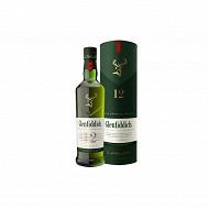 Glenfiddich scotch whisky 12 ans d'âge 70cl 40%vol