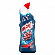 Harpic gel 100% détartrant flacon de 750ml