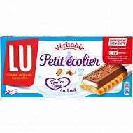 Petit écolier chocolat tendre lait 120g