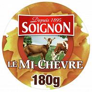 Soignon mi-chèvre 180 g