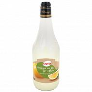 Cora vinaigre au jus de citron 6° 75cl