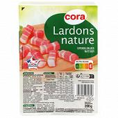 Cora lardons nature 200g