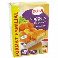 Cora nuggets de poulet 400g