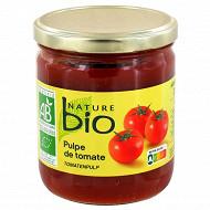 Nature bio pulpe de tomate 400g