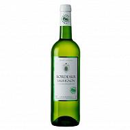 L'âme du terroir Bordeaux blanc sec 75 cl 12% Vol.