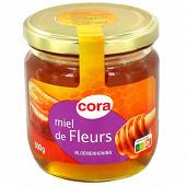 Cora miel de fleurs liquide 500g