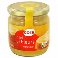 Cora miel de fleurs crémeux 500g