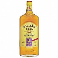 William Peel whisky 1L 40%vol