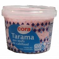 Cora tarama oeuf cabillaud 100g